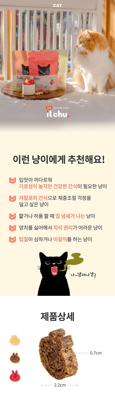 it 더 잇츄 캣 (치킨&사과/황태&고구마/연어&레드비트)-상품이미지-14